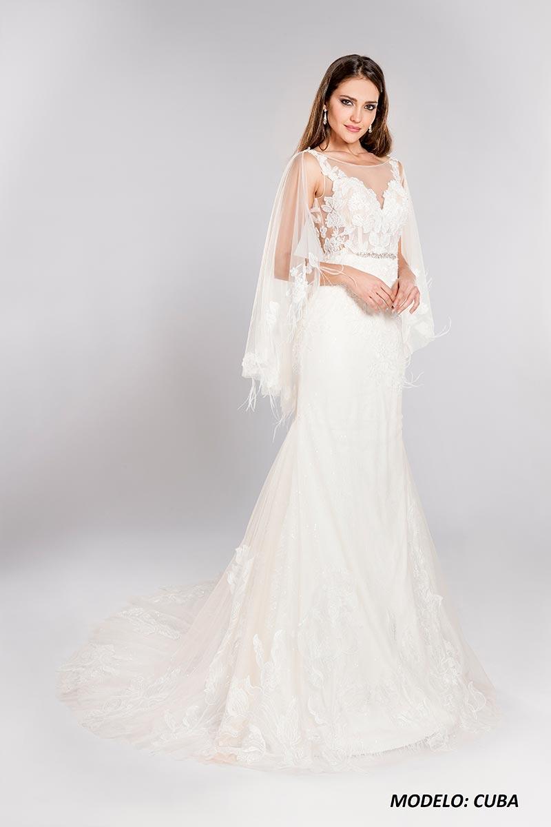 Vestido novia mallorca